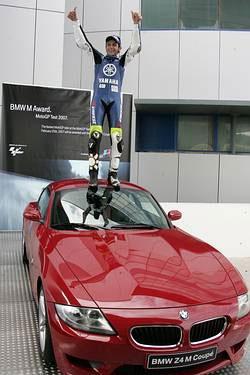 BMW Z4 M Coupé Rossi