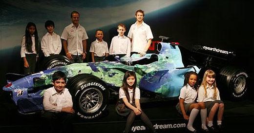 Honda F1 2007 Presentación