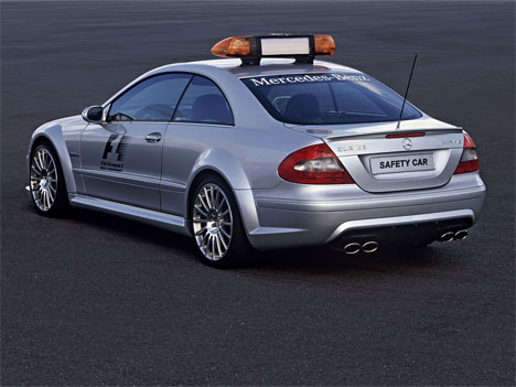 Safety Car Mercedes CLK 63 AMG Formula 1