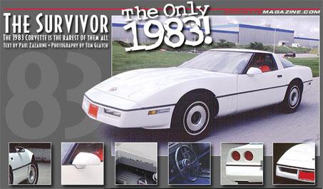 Chevrolet Corvette 1983