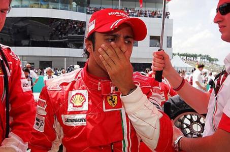 Gran Premio de Malasia 2007 de Formula 1 Massa
