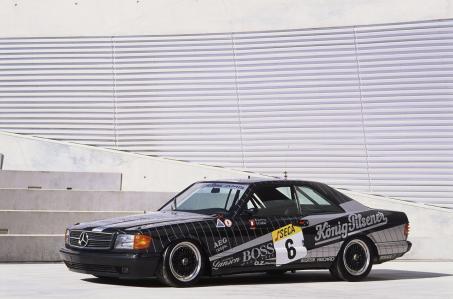 Mercedes AMG 500 SEC (1989)