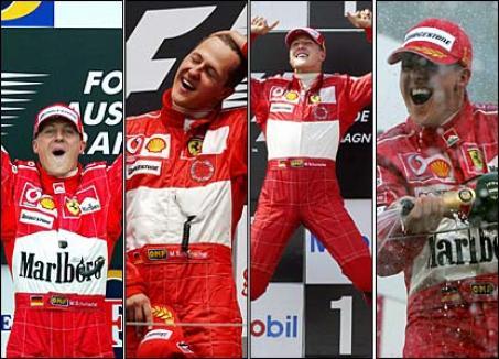 Gran Premio de Canada Michael Schumacher