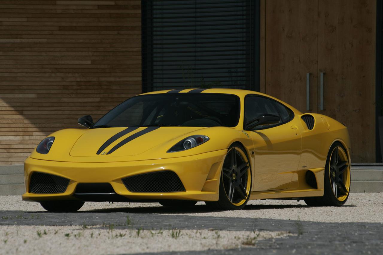 Novitec Ferrari F430 Scuderia