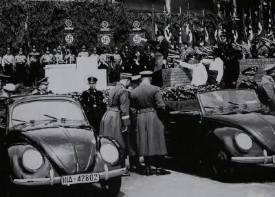 El escarabajo y Hitler