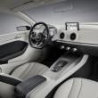 Audi A3 concept -interior-