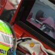 Simulador de Ferrari F1