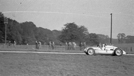 Auto Union D-TYPE de Hitler Race