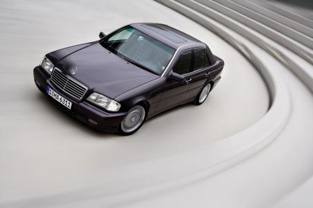 Mercedes AMG C63 (1993)