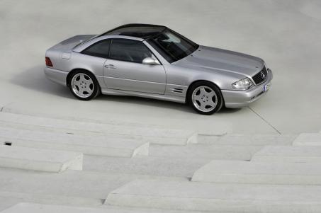 Mercedes AMG SL 73 (1999)