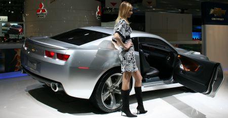 Chevrolet Camaro Girls