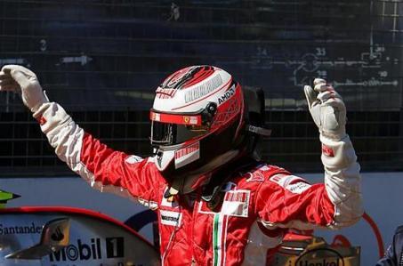 Australia Grand Prix Qualify Raikkonen
