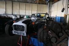 Fábrica de Longbridge de MG ROVER